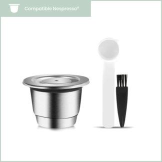 recaps capsules de cafe reutilisables