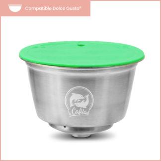 capsule réutilisable dolce gusto