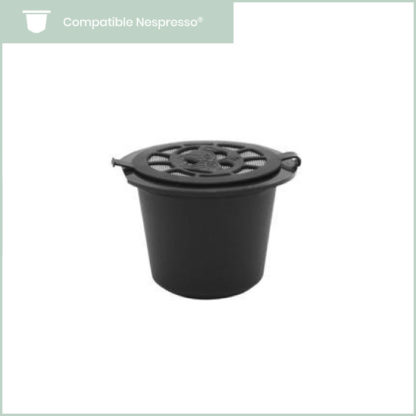 capsule reutilisable nespresso en plastique