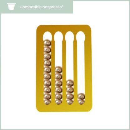 Présentoir pour capsules Nespresso